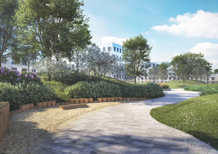 Компания Arteza разработала ландшафтную концепцию развития  общественных зон города Доброград (фото 7)