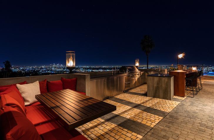 Ленни Кравиц оформил интерьеры в доме за $ 38 миллионов (фото 7)