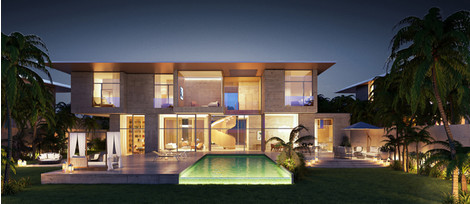 Bvlgari представила проект резиденций в Дубае | галерея [1] фото [4]