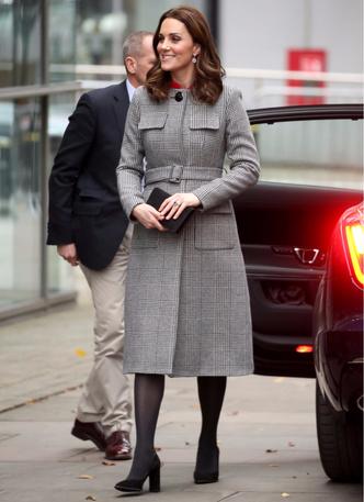 Кейт Миддлтон и принц Уильям в Манчестере (фото 2)