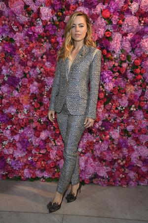 Звезды на показе Schiaparelli Couture в Париже (фото 7.1)