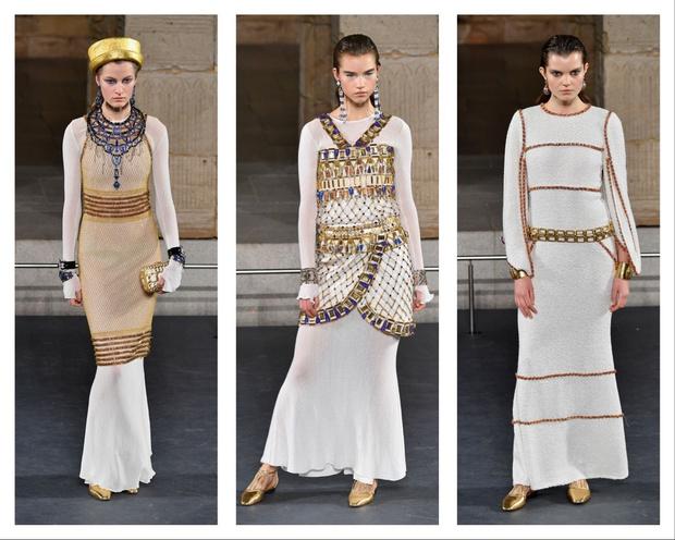 Тайные египетские символы в новой коллекции Chanel (фото 1)