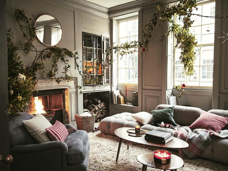 Рождественская коллекция Zara Home (фото 2)