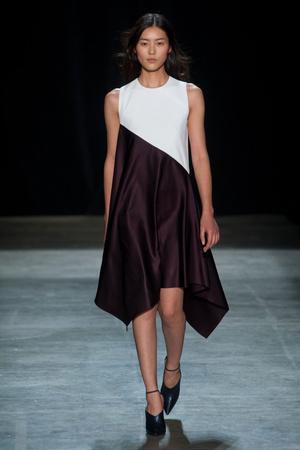 Показы мод Narciso Rodriguez Осень-зима 2013-2014 | Подиум на ELLE - Подиум - фото 827