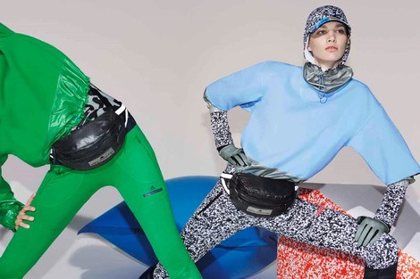 Adidas by Stella McCartney представил новую коллекцию