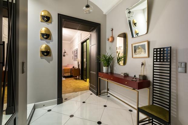 Квартира 70 м²: проект Анастасии Стенберг (фото 14)