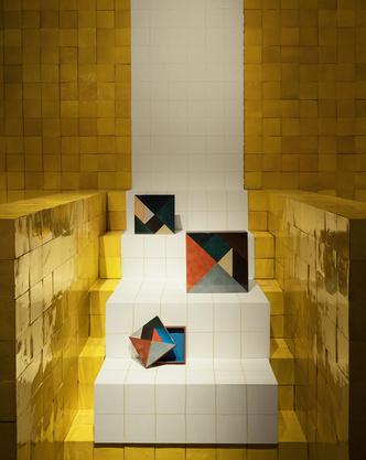 Milan Design Week 2018: геометрическое пространство Hermès (фото 2.1)
