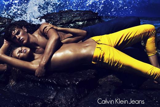 Эротические рекламы джинс фото 445-869