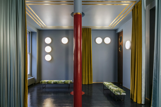 Клуб любителей винтажа: пять комнат в Лондоне от Dimore Studio (фото 8)