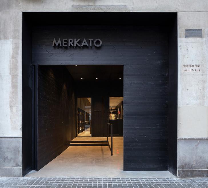 Черная магия: ресторан в Валенсии (фото 2)