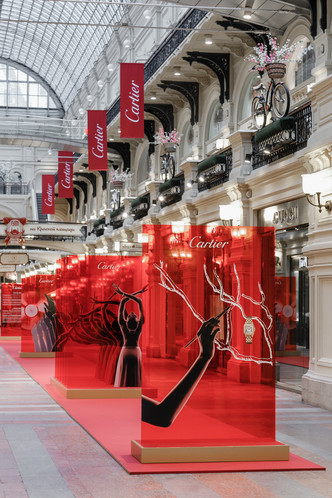 Must see: выставка Cartier в ГУМе (фото 3.2)