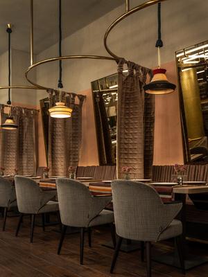 Ресторан Sartoria Lamberti: новый проект Юны Мегре (фото 19.1)