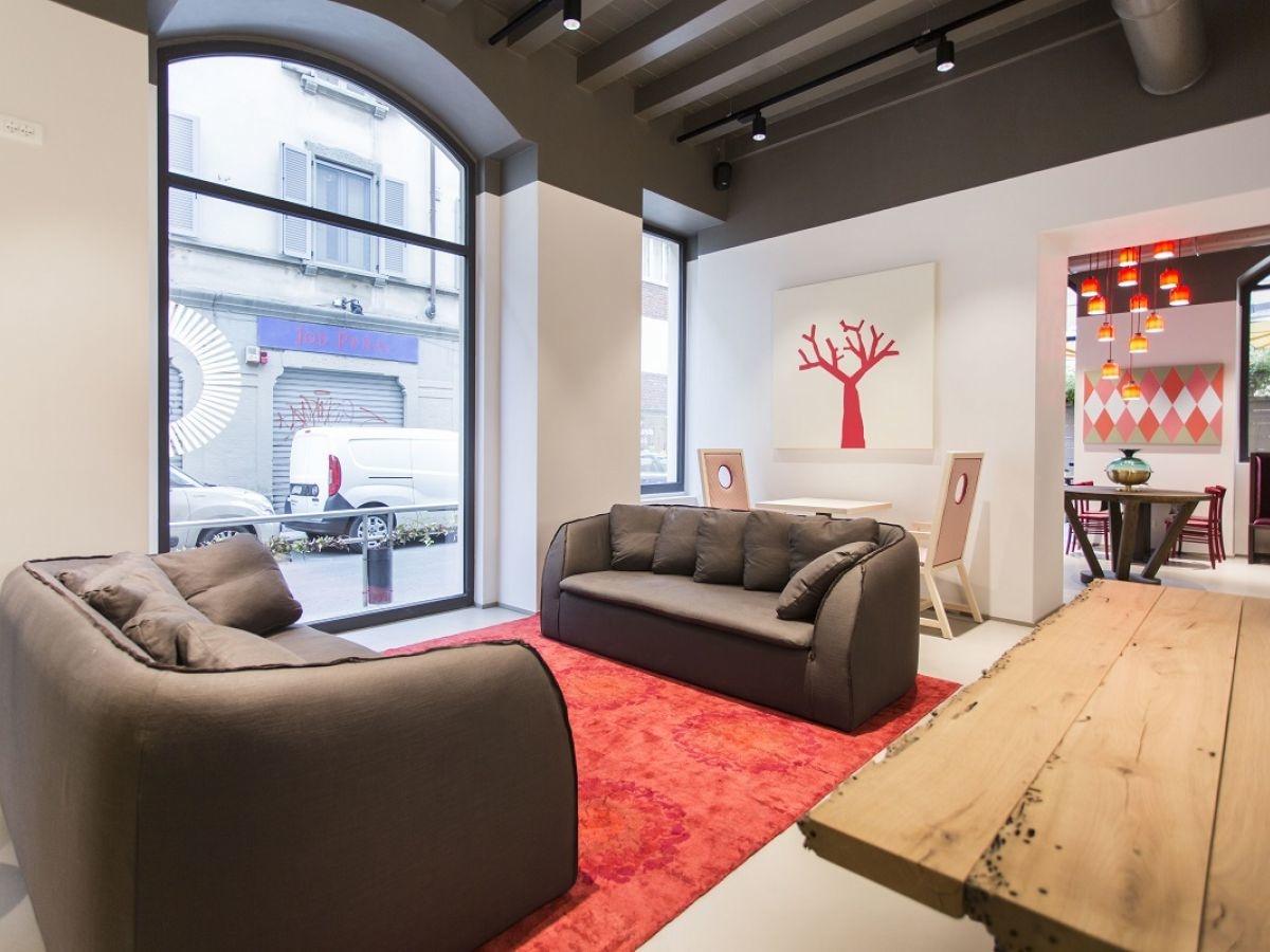 Savona 18 Suites: дизайн-отель Альдо Чибика в Милане (галерея 4, фото 4)