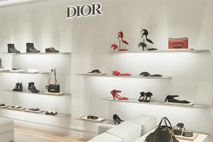 Гости открытия корнеров Dior в ЦУМе (фото 4)