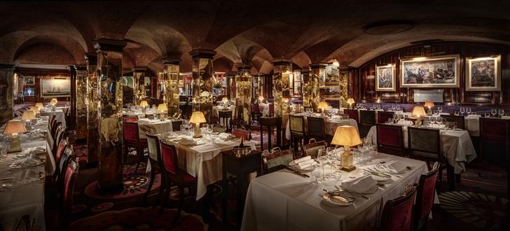 На аукционе Christie's продадут обстановку легендарного клуба Annabel's (фото 0)