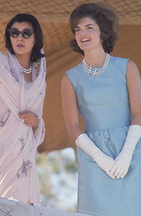 Первые леди: почему Амаль Клуни копирует стиль Джеки Кеннеди