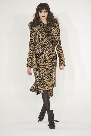 Показы мод L.A.M.B. Осень-зима 2010-2011 | Подиум на ELLE - Подиум - фото 2885