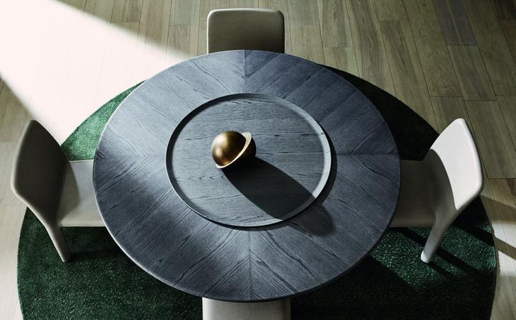 Новый поворот. 10 модных столов для праздничного застолья фото [13]