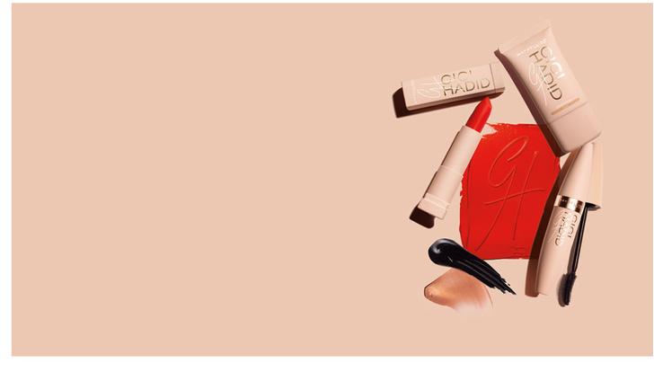 Все, что нужно знать о новой коллекции макияжа Gigi Hadid X Maybelline фото [8]