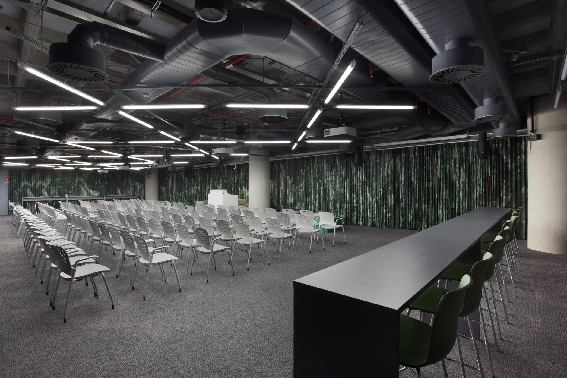 Необычный офис Google в Бразилии (галерея 13, фото 1)