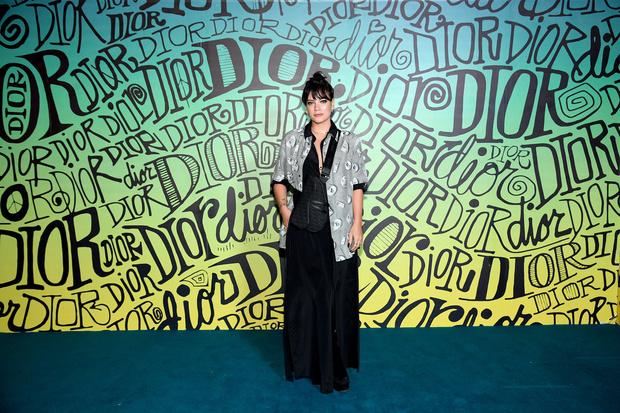 Винни Харлоу, Ким Кардашьян и другие гости показа Dior (фото 6)