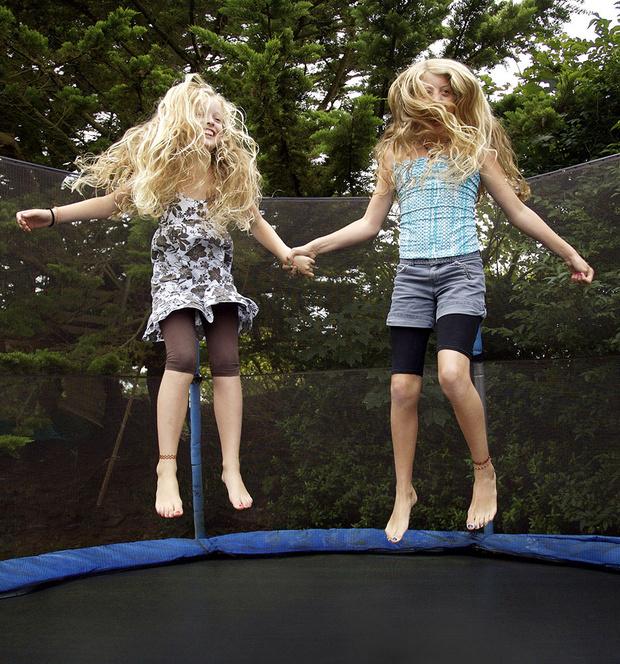 Батутные арены Just Jump!
