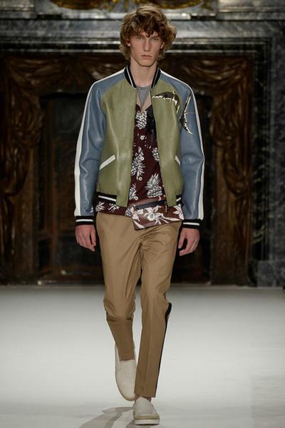 Неделя мужской моды в Париже: лучшие показы | галерея [1] фото [31]
