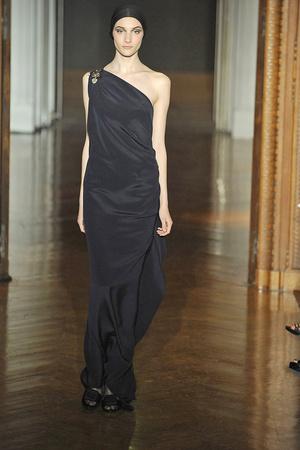 Показ Christian Lacroix коллекции сезона Осень-зима 2009-2010 года haute couture - www.elle.ru - Подиум - фото 87357