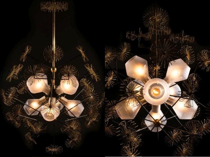 Переиздание светильников Пааво Тюнелла фабрикой Gubi (фото 12)