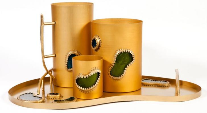 Misha Kahn creates Bellyflop barware and pool accessories for Miami Beach Edition (фото 1)