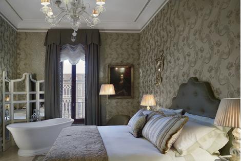 Архитектурное достояние Венеции: отель Gritti Palace | галерея [1] фото [19]