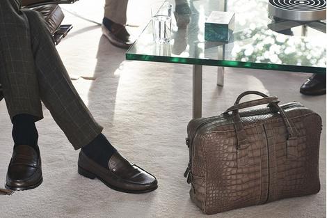«Стеклянный Дом» Филипа Джонсона – герой рекламной кампании Tod's | галерея [1] фото [6]