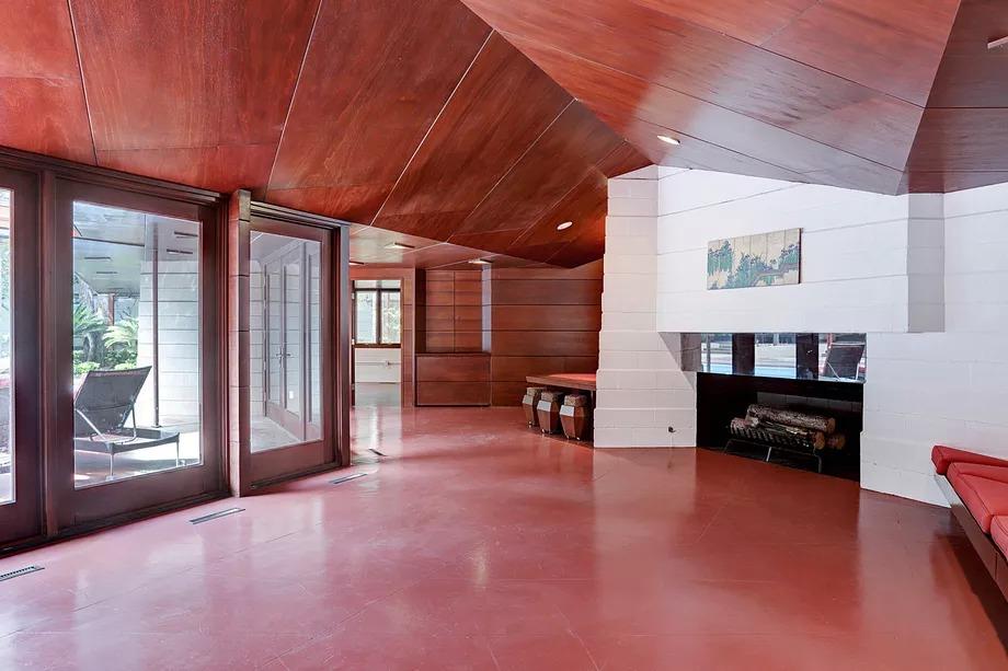 5 домов Фрэнка Ллойда Райта, которые можно купить прямо сейчас (галерея 12, фото 2)