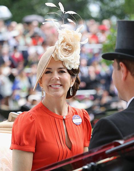Королевские скачки в Аскоте: парад шляп | галерея [1] фото [33]