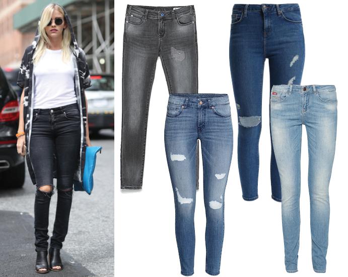 Модные джинсы весна лето 2015 фото 4