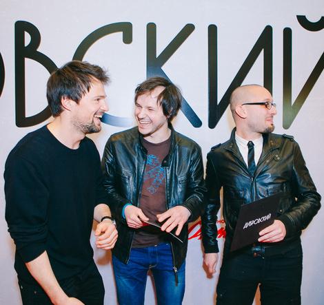 Премьера фильма «Дубровский» в кинотеатре «Октябрь»