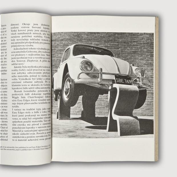 Культовый объект: Wiggle Side Chair Фрэнка Гери (фото 8)