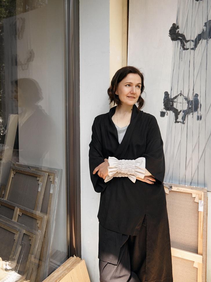 Искусство и дизайн: интервью художницей  Ольгой Чернышевой (фото 19)