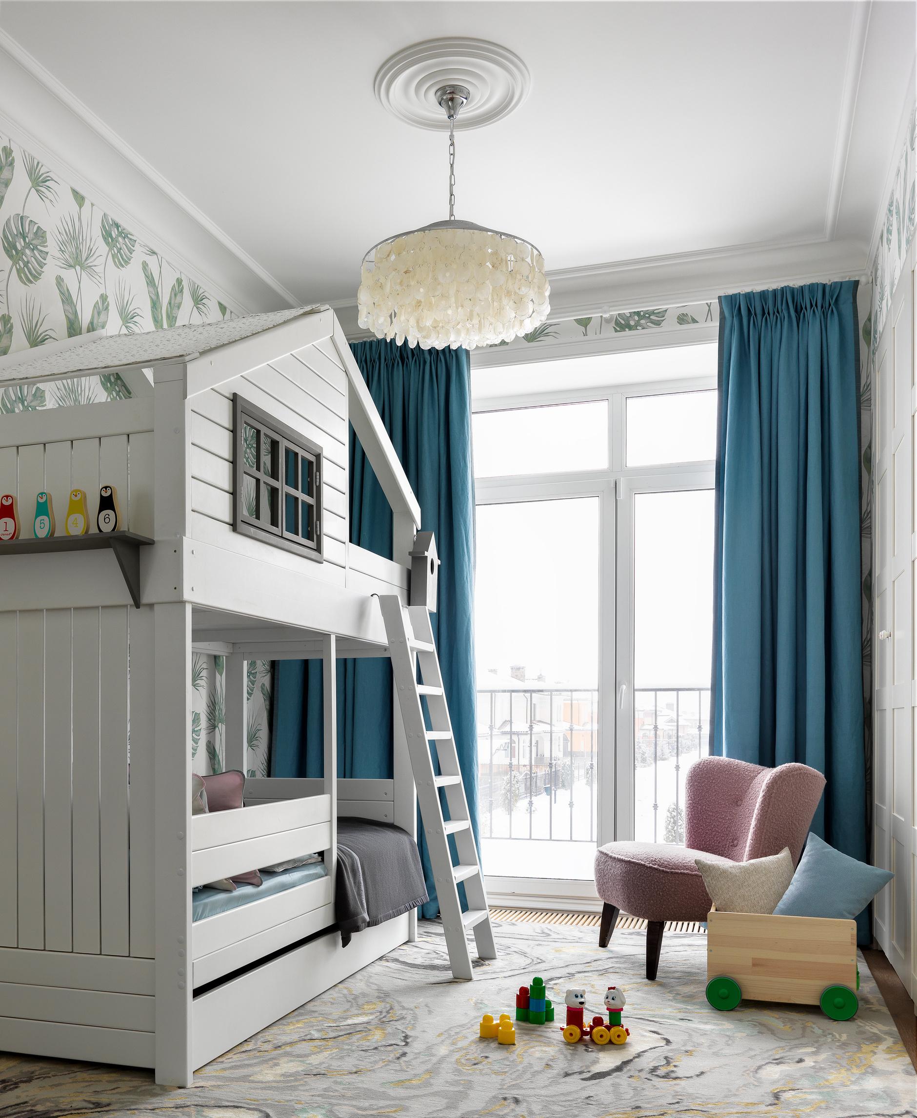 Детская комната для школьника: идей (галерея 0, фото 4)