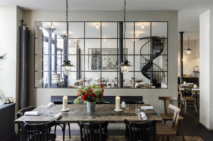 Гастрономическое кафе Septime в Париже – 35-я строчка рейтинга