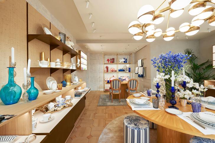 В Париже открылся бутик Dior Maison (фото 2)
