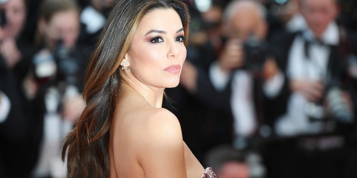 Розовое золото: как повторить макияж Евы Лонгории