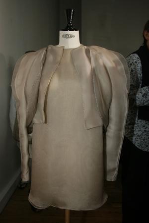 Показ Maison Rabih коллекции сезона Осень-зима 2009-2010 года Haute couture - www.elle.ru - Подиум - фото 88164