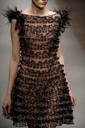 Показ Christophe Josse коллекции сезона Весна-лето 2011 года haute couture - www.elle.ru - Подиум - фото 215157