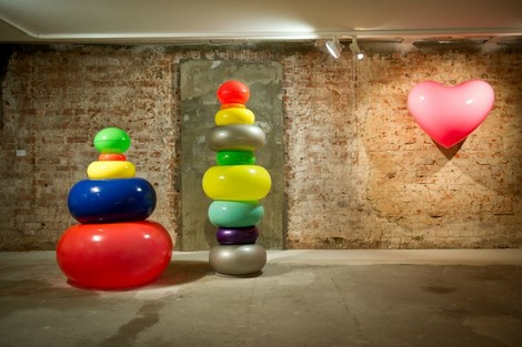 время для искусства: открытие swatch & momma pop-up gallery | галерея [2] фото [3]