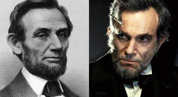 Дэниел Дэй-Льюис в образе Авраама Линкольна