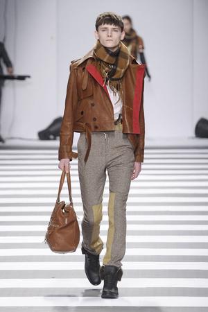 Показы мод Jean-Charles de Castelbajac Осень-зима 2011-2012 | Подиум на ELLE - Подиум - фото 2116