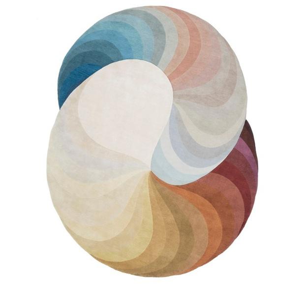 Радужные мечты: мебель и предметы всех цветов радуги (фото 2)
