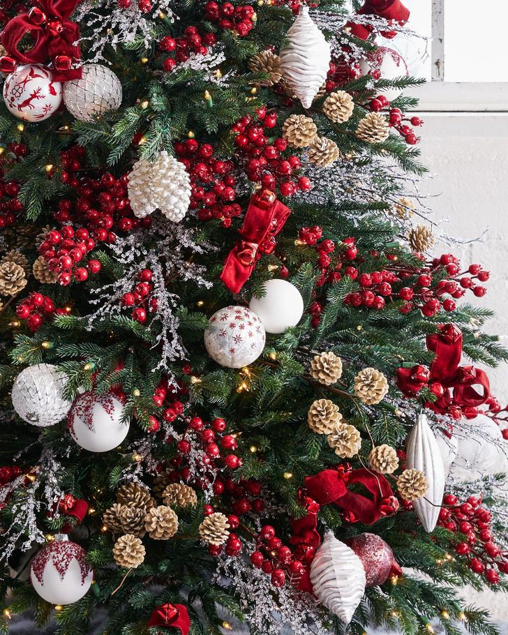 Новогоднее украшение дома: советы флориста фото [5]