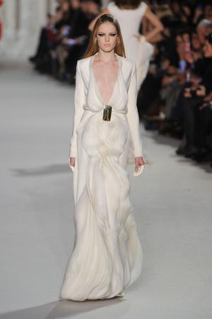 Показ Stephane Rolland коллекции сезона Весна-лето 2012 года Haute couture - www.elle.ru - Подиум - фото 331763